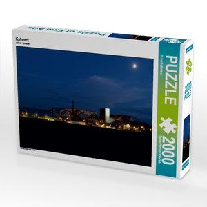 Kaliwerk 2000 Teile Puzzle quer