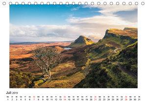 Der Reiz der Landschaft (Tischkalender 2019 DIN A5 quer)