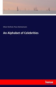 An Alphabet of Celebrities