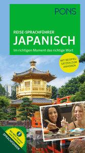 PONS Reise-Sprachführer Japanisch