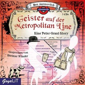 Geister Auf Der Metropolitan Lane.Eine Peter Gran