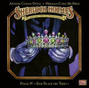 Sherlock Holmes - Folge 39, 1 Audio-CD