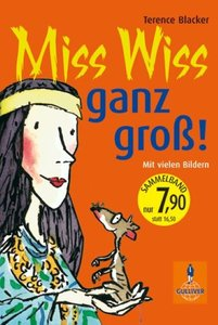 Miss Wiss ganz groß!