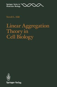 Linear Aggregation Theory in Cell Biology