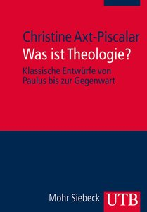 Was ist Theologie?