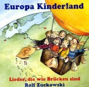 Europa Kinderland, 1 Audio-CD
