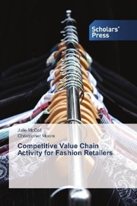 Competitive Value Chain Activity for Fashion Retailers