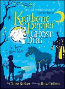 Knitbone Pepper Ghost Dog - A Horse Called Moon