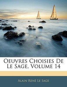 Oeuvres Choisies De Le Sage, Volume 14