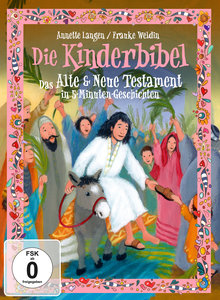 Kinderbibel: Altes & Neues Testament