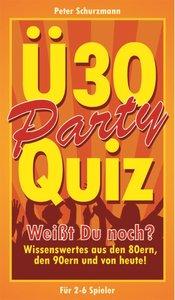 Ü-30 Party-Quiz
