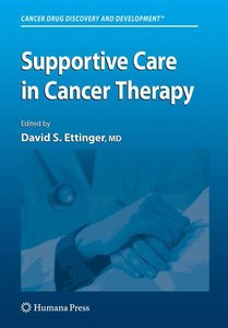 Supportive Care in Cancer Therapy