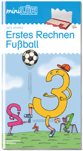 LÜK mini Fußball Erstes Rechnen