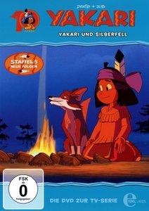 (33)DVD z.TV-Serie-Yakari Und Silberfell