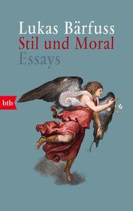 Stil und Moral