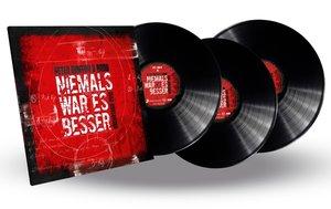Niemals war es besser (Live) (Vinyl Edition)