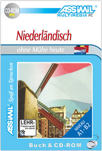 Assimil. Niederländisch heute. MultimediaBox Lehrbuch und CD-ROM