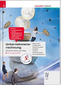 Unternehmensrechnung IV HAK inkl. Übungs-CD-ROM