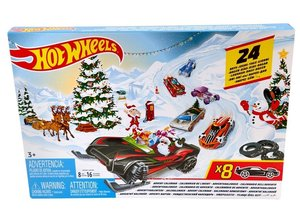 AK HW Hot Wheel Adventskalender 2019