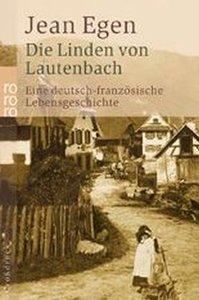 Die Linden von Lautenbach. Großdruck