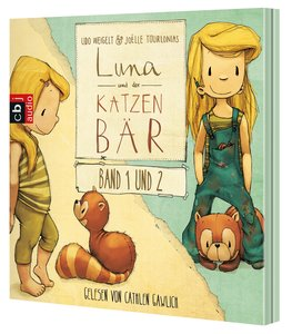 Luna und der Katzenbär Band 1 & 2