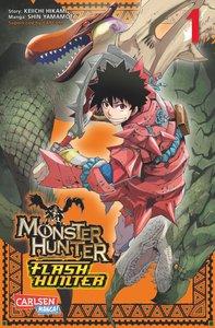 Monster Hunter Flash Hunter 01