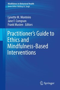 Practitioner\'s Guide to Ethics and Mindfulness-Based Interventi
