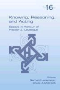 Knowing, Reasoning, and Acting