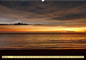 Himmel über Südthailand