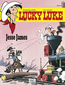 Lucky Luke 38 Jesse James