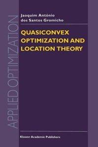 Quasiconvex Optimization and Location Theory