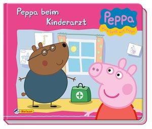Peppa beim Kinderarzt