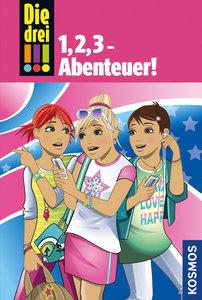 Die drei !!!, 1,2,3 Abenteuer