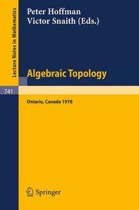 Algebraic Topology. Waterloo 1978