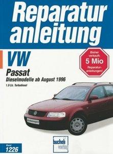 VW Passat. Dieselmodelle ab August 1996 (Generation 4)