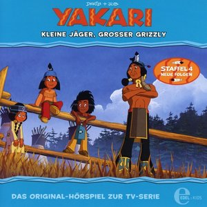 (29)Hörspiel zur TV Serie-Kleine Jäger/Großer Grizzly
