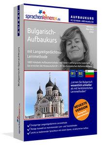 Bulgarisch-Aufbaukurs, PC CD-ROM mit MP3-Audio-CD