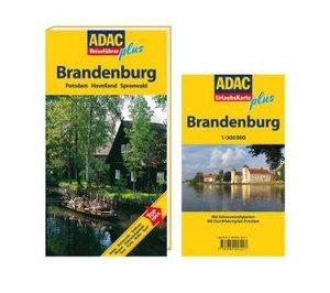 ADAC Reiseführer plus Brandenburg/Potsdam