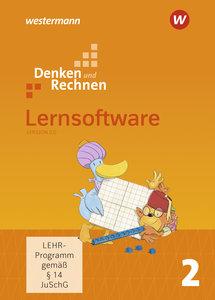 Denken und Rechnen 2. Lernsoftware