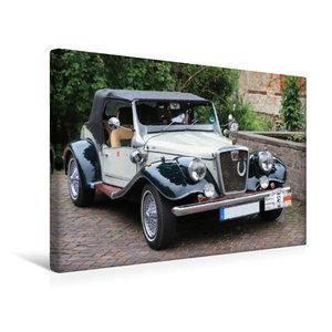 Premium Textil-Leinwand 45 cm x 30 cm quer Spartan APM, Baujahr