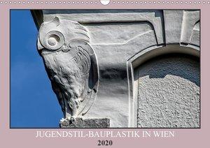 Jugendstil-Bauplastik in Wien