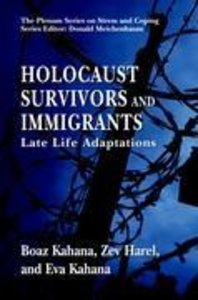 Holocaust Survivors and Immigrants