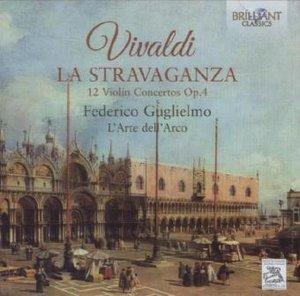 Vivaldi:La Stravaganza-Violin Concertos
