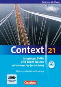Context 21. Workbook mit Lösungsschlüssel und CD-ROM. Nordrhein-
