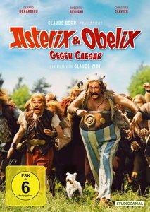 Asterix und Obelix gegen Caesar, 1 DVD