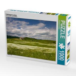 Frühlingserwachen 1000 Teile Puzzle quer