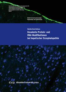 Kovalente Protein- und RNA-Modifikationen bei hepatischer Enzeph