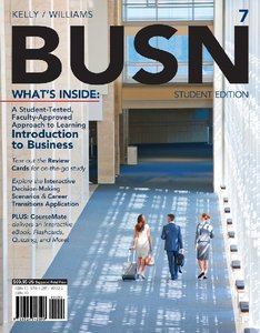 BUSN 7, w. CourseMate Printed Access Card
