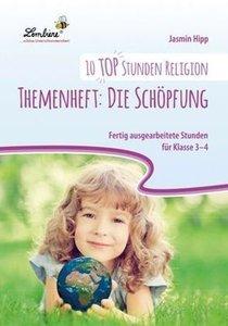 10 top Stunden Religion: Die Schöpfung (CD-ROM)