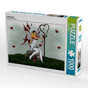 Liebeslicht 1000 Teile Puzzle quer